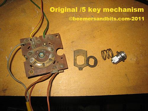 BMW 5 Rocky Point Key retrofit – Key Switch Wiring 1980 Bmw R65