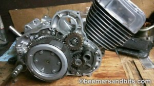 Bridgestone 175 engine