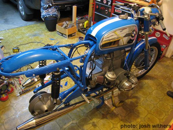 Blue R75/5 R60/5