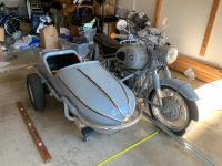Sidecar alignment is a royal pain in the ass.