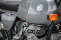 1978 BMW R100S with Oshmo emblem by Josh Withers